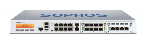 Sophos SG 450 Rev. 2 Security Appliance