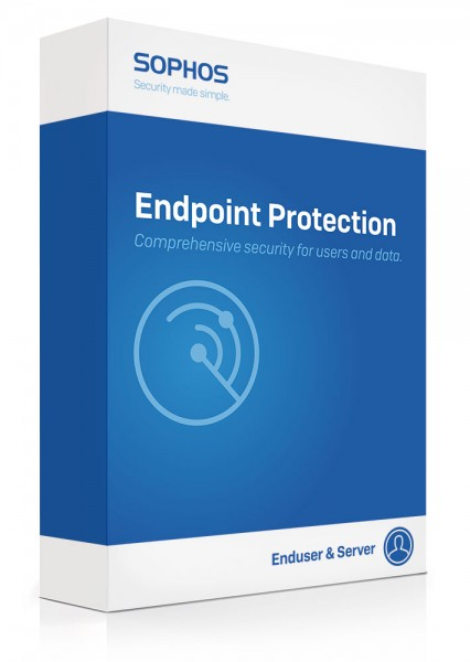 Sophos Central Endpoint Protection Advanced (Competitive Upgrade)