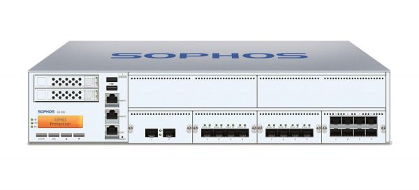 Sophos SG 550 Rev. 2 Security Appliance