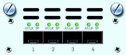 Sophos FleXi Portmodul SG/XG Glasfaser