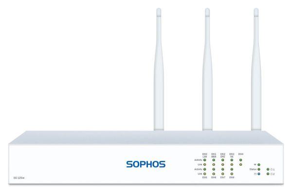 Firewall Sophos SG 125w WIFI Rev. 3