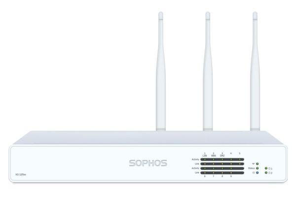 Sophos XG 125w Rev. 3 TotalProtect Plus
