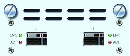 Sophos 2x10 GbE SFP+ FleXi Portmodul für SG/XG 2xx/3xx/4xx (Glasfaser)