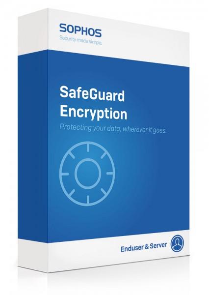 SafeGuard File Encryption Advanced (Subscription)