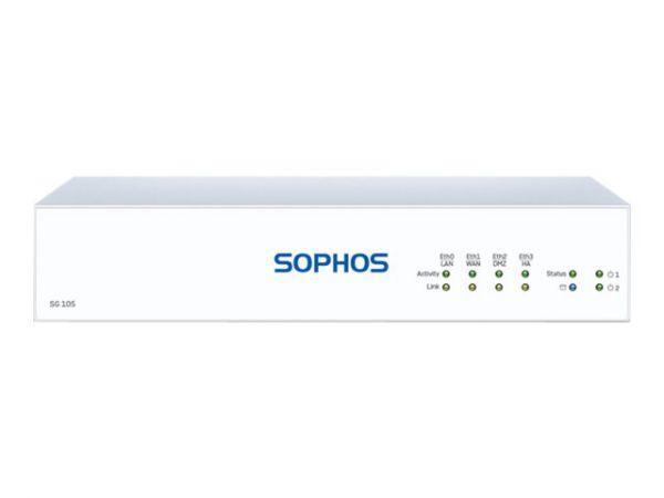 Firewall Sophos SG 105 Rev. 3