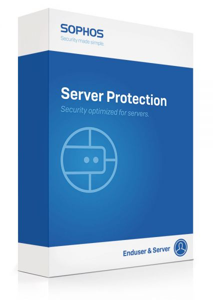 Sophos Server Protect Win / Linux / Virtual